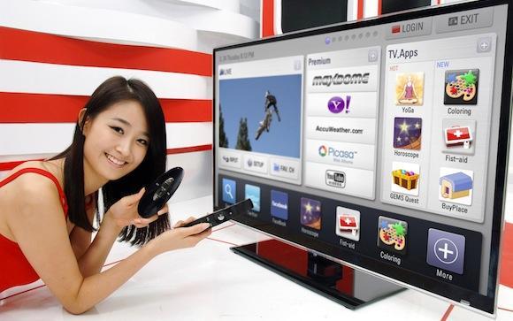 Google ve LG, 'Google TV Nexus' versiyonu için ortaklık yapıyor