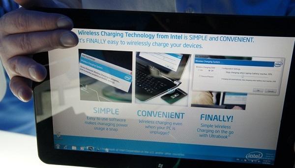 CES 2012 : Compal'dan klavye dock tasarımlı Ultrabook konsepti