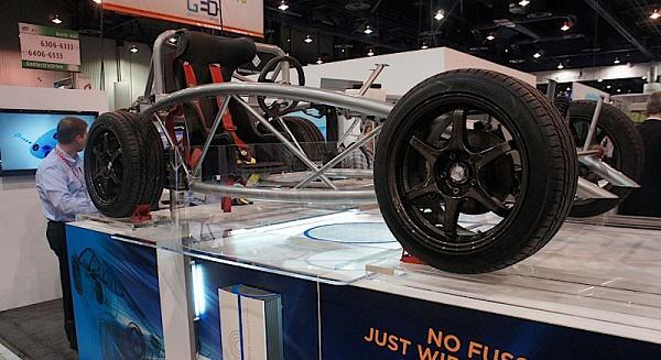 CES 2012 : Qualcomm'un kablosuz şarj prototipi Halo