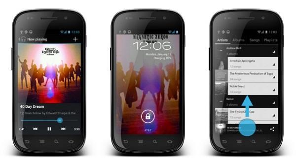 CyanogenMod 9 için müzik uygulaması indirmeye sunuldu