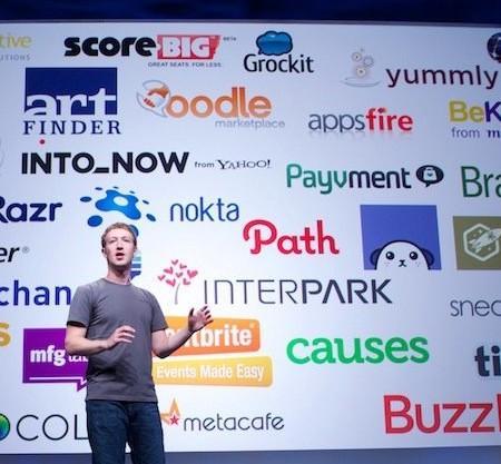 Facebook, TimeLine Uygulamaları platformunu resmi olarak hayata geçirdi