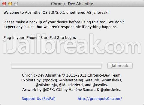 iPhone 4S ve iPad 2 için untethered jailbreak yayınlandı