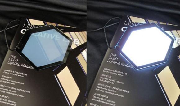 BASF ve Philips OLED aydınlatmalı araba tavanı için işbirliği yaptı
