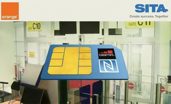 SITA ve Orange, NFC bazlı havalimanı check-in işlemleri için düğmeye bastı