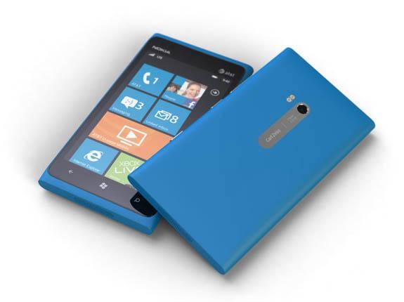 Nokia'nın 4. çeyrek raporu 1 milyon Lumia cihazı satıldığını gösteriyor