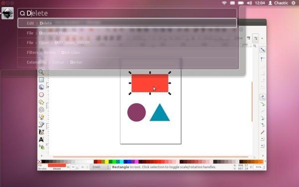 Canonical, HUD arayüzünü Ubuntu 12.04'e getirmeyi planlıyor