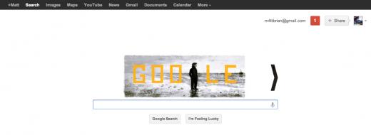 Google yeni bir menü çubuğu tasarımı deniyor