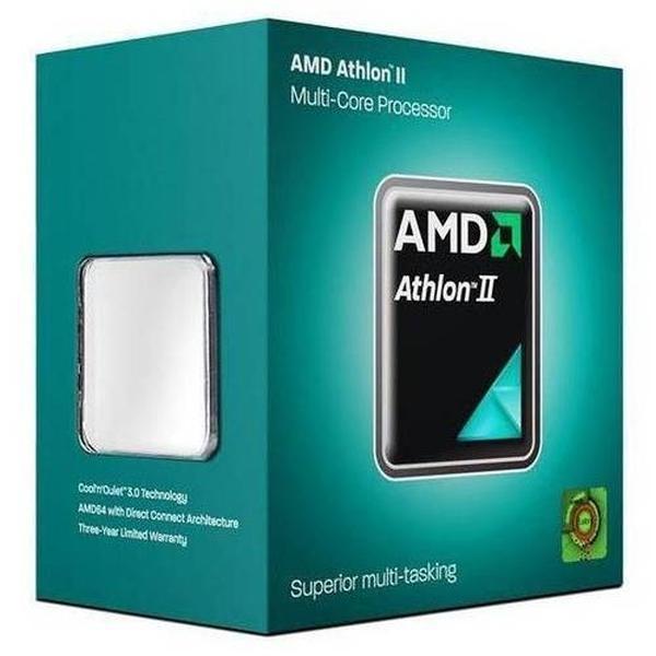 AMD'den iki yeni işlemci; Athlon II X4 638 ve X4 641