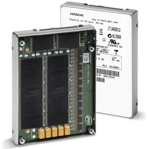 Hitachi 25nm SLC NAND Flash yongaları kullandığı yeni SSD'lerini duyurdu