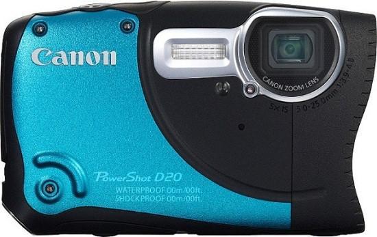 Canon'dan PowerShot ailesine ELPH 530 HS, ELPH 320 HS, SX260 HS ve D20 modellerini ekledi