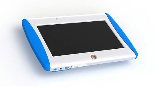 Oregon Scientific'de çocuklara yönelik MEEP! tablet