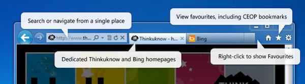 Microsoft ve İngiliz Çevrimiçi Koruma Merkezi çocuklara yönelik bir Internet Explorer 9 versiyonu hazırladı