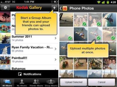 Kodak, Gallery adlı çevrimiçi fotoğraf hizmetini Shutterfly'a satıyor