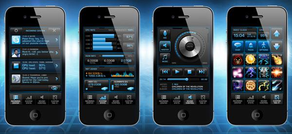 ROCCAT Power-Grid uygulaması ile oyunları telefonunuzdan kontrol edebilirsiniz