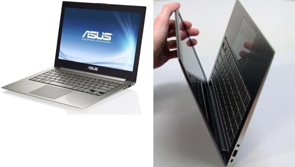 ASUS'tan bütçe dostu Ivy Bridge işlemcili Ultrabook modelleri