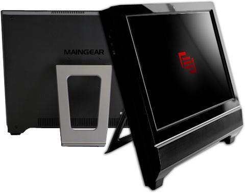 Maingear'dan 21.5 inçlik hepsi-bir-arada bilgisayar : Solo 21
