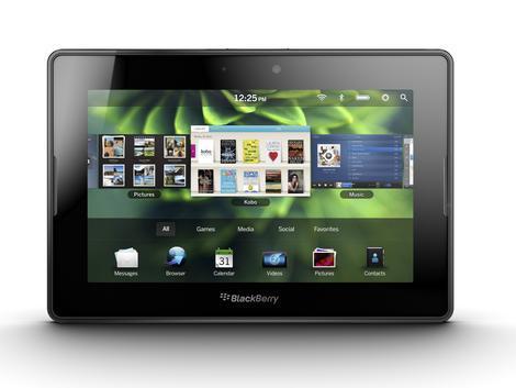 BlackBerry 10 sürümünün PlayBook modellerine de geleceğini RIM onayladı