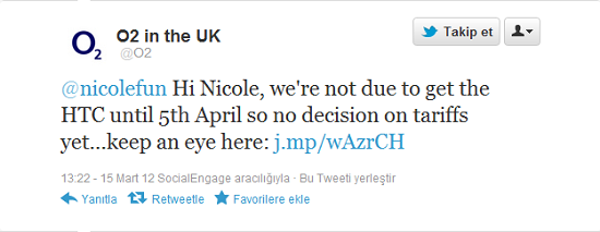 HTC One X, 5 Nisan'da İngiltere'ye geliyor