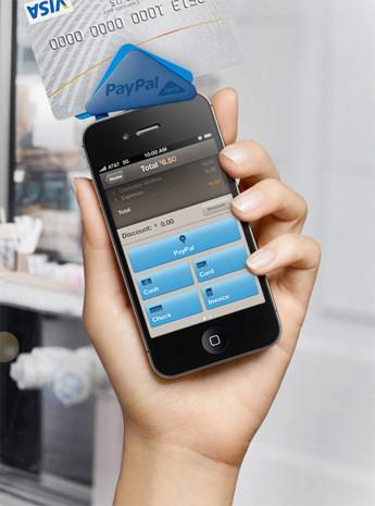 PayPal, mobil PoS makinesi trendine katılıyor