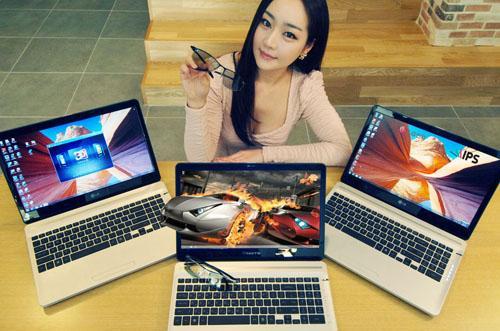 LG, Güney Kore'de A540 laptop serisini piyasaya sürüyor