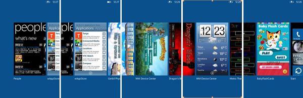 Windows Phone Tango ile çoklu görev limiti 8'e çıkıyor