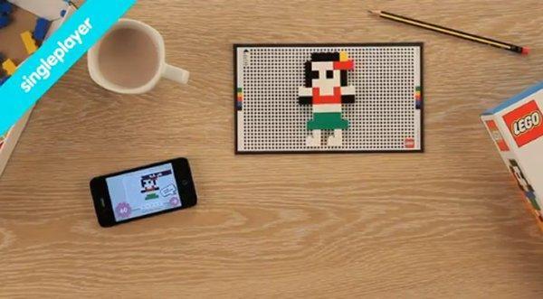 Life of George, LEGO ve iOS kamerasını biraraya getiriyor