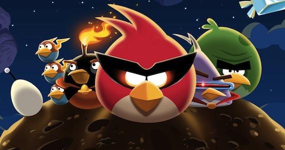 Angry Birds Space indirmeye sunuldu