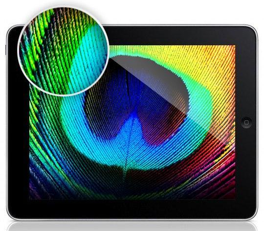 Sharp ve LG Display gelecek ay yeni iPad panel üretimini artırıyor