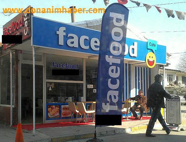 Sosyal ağların Türkiye'deki yansımaları; Facefood kafe