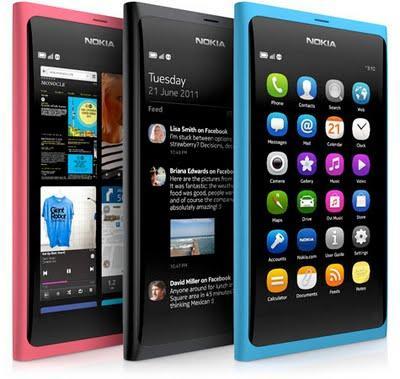 Nokia iki yeni MeeGo cihazı daha hazırlıyor olabilir