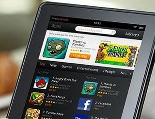 Amazon Appstore, Google Play Store'dan günlük kullanıcı başına daha fazla gelir elde ediyor