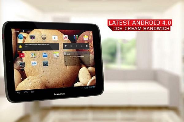 Lenovo'dan iPad boyutunda yeni tablet; IdeaTab S2019