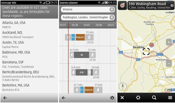 Nokia Maps Suite 2.0 final sürümü Symbian cihazlara gönderilmeye başlandı