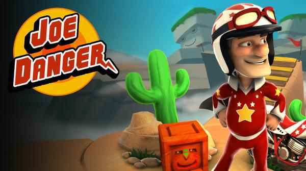 Joe Danger, Android ve iOS'a geliyor