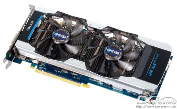 Galaxy/KFA2'nin 4GB bellekli GeForce GTX 680 modeli piyasaya çıkıyor