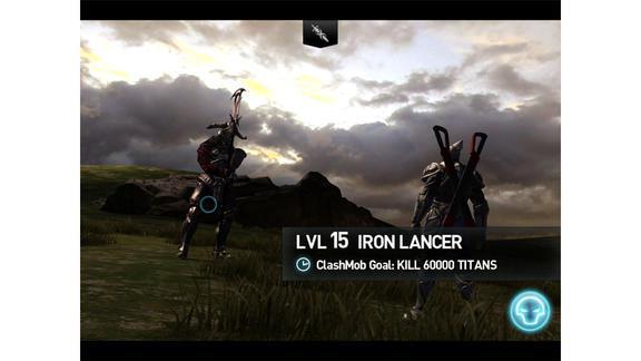 Infinity Blade 2 için ClashMob eklentisi yayınlandı