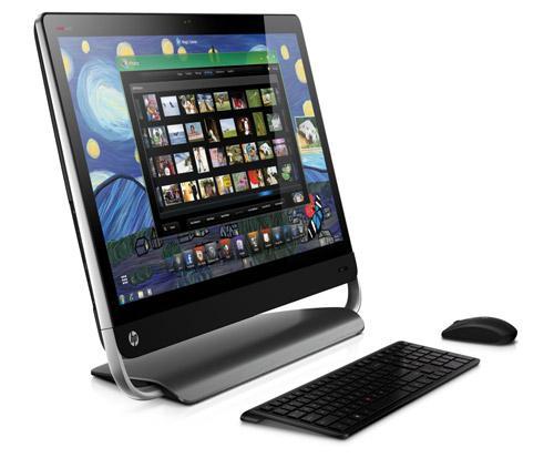 HP'den 6 adet Ivy Bridge'li masaüstü modeli