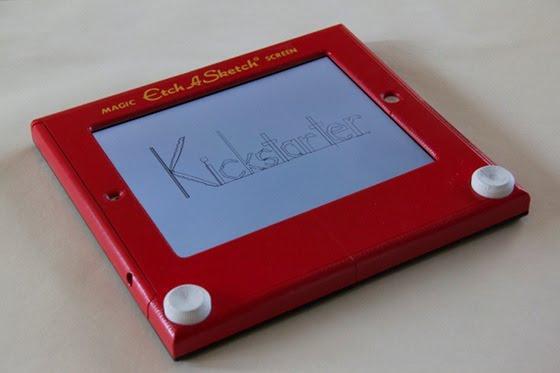 Ari Krupnik & Associates girişiminden Etcher iPad aksesuarı
