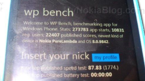 Nokia'nın yeni Windows Phone modelleri Alpha, Phi, PurePhi ve PureLambda modelleri olabilir