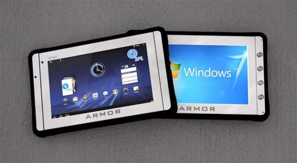 DRS firmasından 3 yeni dayanlıklılık odaklı tablet