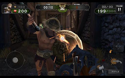 NVIDIA'dan Tegra 3 taşıyan Android cihazlar için Renaissance Blood THD oyunu