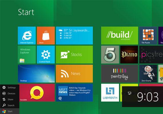 Windows 8 Yayın Önizleme sürümü resmi olarak indirmeye sunuldu