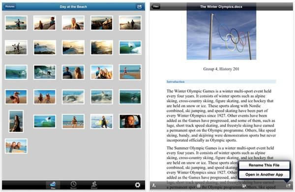 Microsoft, iOS için SkyDrive uygulamasını Retina desteği ile güncelledi