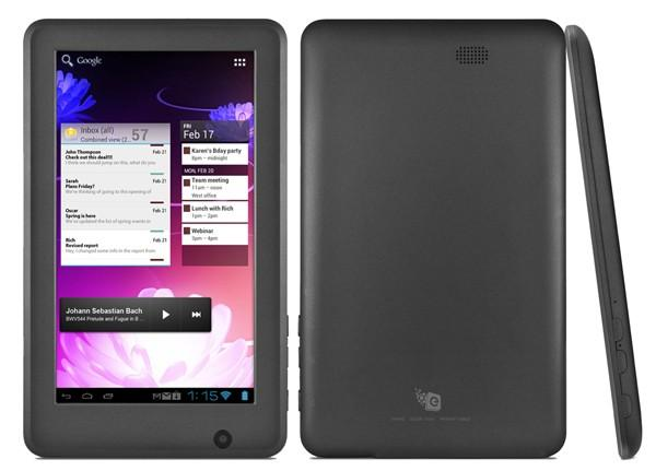 Ematic firmasından 120$'lık Android tablet