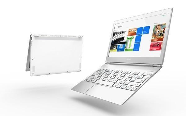 Computex 2012 : Acer, Aspire serisi Ultrabook modellerine Windows 8 ile devam ediyor
