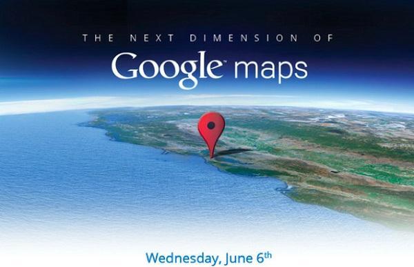 Google Maps ve Earth uygulamaları çok yakında yepyeni özelliklerle güncellenecek