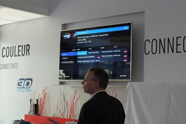 DH Özel : Eurosport Player uygulaması güz döneminde Panasonic SmartViera modellerine gelecek