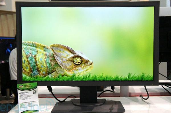 ViewSonic'den 35.5-inç büyüklüğünde ve 4K çözünürlüğünde monitör