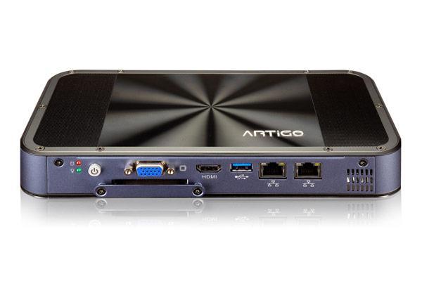 VIA fansız ARTiGO A1200 modelini duyurdu