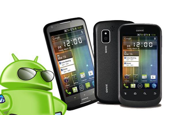 Computex 2012 : Gigabyte'dan üç yeni Android'li akıllı telefon